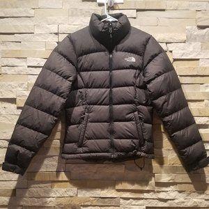 North Face Womens Black XS Nuptse Puffer Jacket